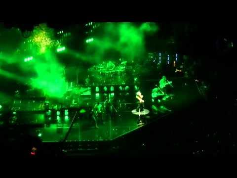 Bruno Mars in Montreal - Gorilla