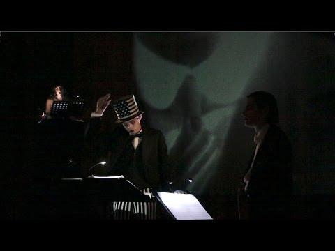 Garras de oro (extrait) - XIV. ¡Armonía!_¡Oh profunda... | Carreño / Nieto