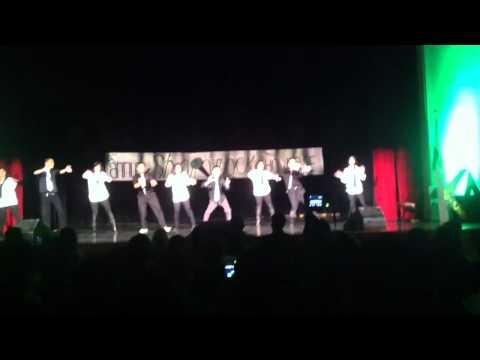 Alpha Kappa Psi Shamrock Showcase 2011