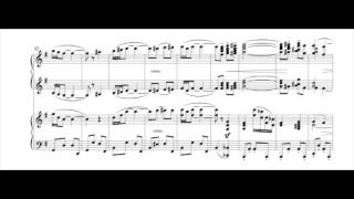 Agustemporània - Gerard Pastor - (Sandí-Cullell Piano Duo)