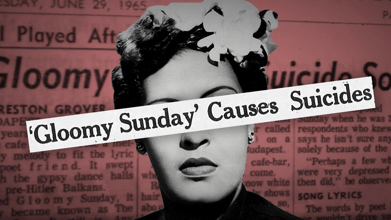 I Listened To The Cursed Hungarian Suicide Song: Gloomy Sunday - YouTube