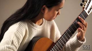 "Sherbanee's ""The Streets of Rio"" played by Olivia Chiang on a 2012 Dieter Mueller"
