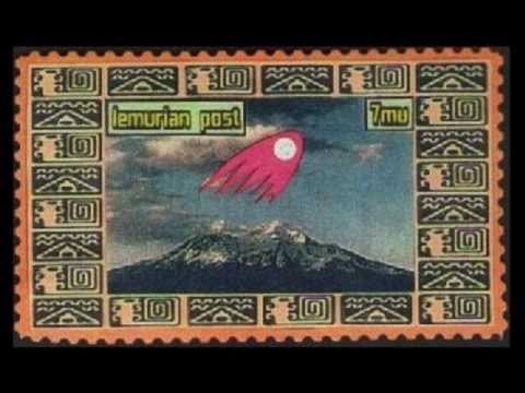 LEMURIAN Faux Postage Stamps by Eric Whollem (2)