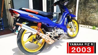Download Video Yamaha F1ZR 2003 Knalpot Ninja R Modif MP3 3GP MP4