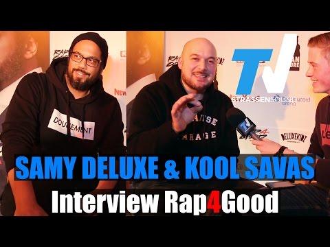 Kool Savas & Samy Deluxe Interview: Rap4Good, Azad, Hamburg, Fard, Summer Cem, Vega, Das Bo, Charity