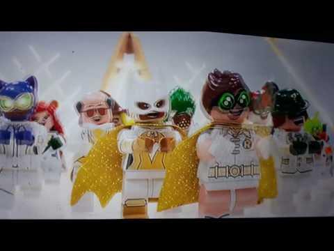 The lego batman movie end song