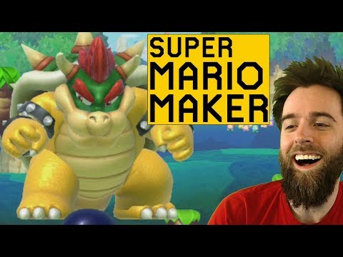 Troll Me Harder, Baby [SUPER MARIO MAKER]