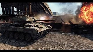 World of Tanks - Tank Rally Mode Trailer