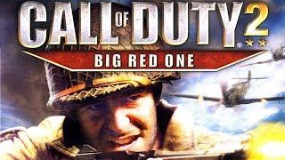 Постійно контужений | Call of Duty 2: Big Red One | #1
