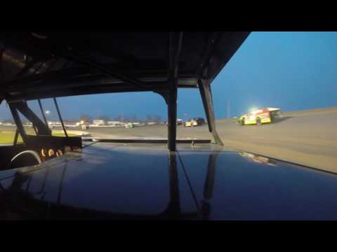Midwest Modified Feature Jamestown Speedway 5/14/16