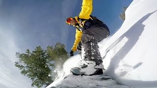 GoPro: Snow Barrels in Utah