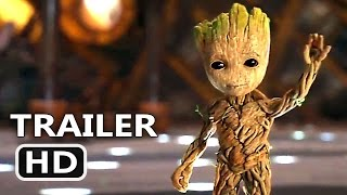 Repeat youtube video GUARDIANS OF THE GALAXY 2 Trailer # 3 (2017) Chris Pratt Action Blockbuster Movie HD
