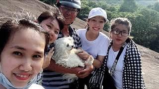 Tốp nữ sinh viên đại học Cần Thơ và khám phá làng ven sông  - Tà Đảnh, Tri Tôn, An Giang 11/10/2018