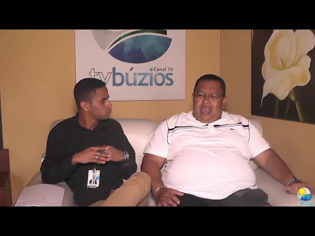 Entrevista com Robson Mota, o famoso