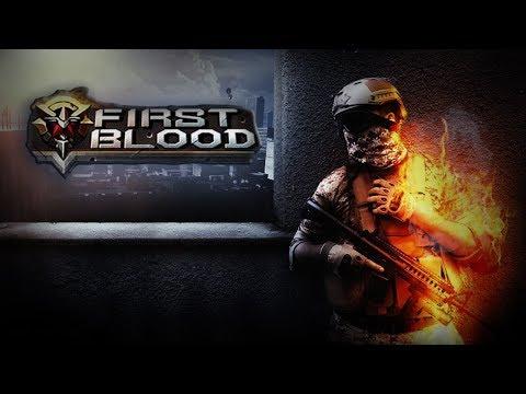 FİRST BLOOD DEATH MATCH(ÖLÜM MAÇI)