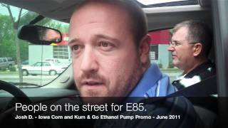 Josh D. - People on the street for E85