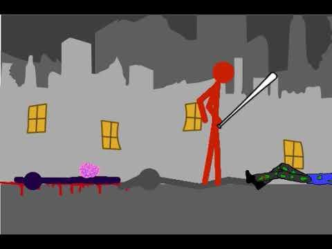 Зомби апокалипсис серия 2