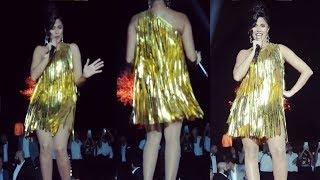 حفلة روبى كاملة برقص مثير و فستان عارى و فاضح أمام الجمهور الفيديو بجودة عالية HD