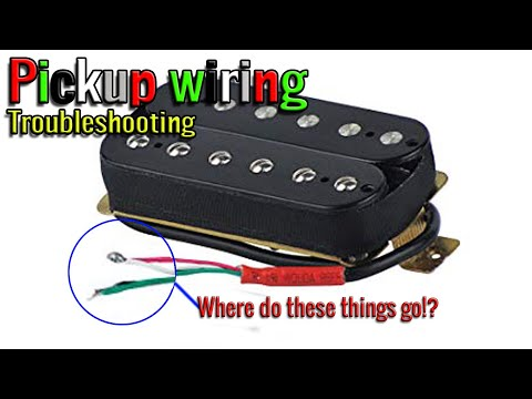 How To Troubleshoot Pickup Wiring, Reverse Ground, And Out Of Phase