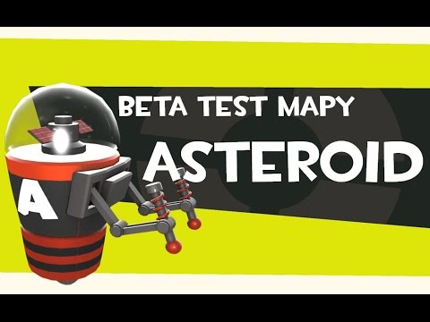 Team Fortress 2 | Beta test map -  Asteroid /2/