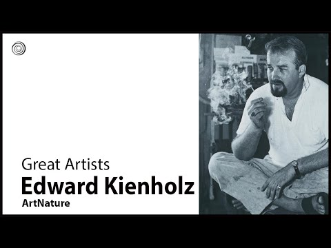 Edward Kienholz | Graeat Artists | ArtNature