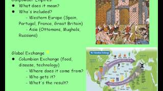 AP World - Ch 16 Lecture (Part 1) - World Economy.avi