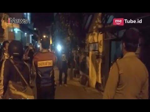 Video Amatir Densus 88 Gerebek dan Tembak Mati Terduga Teroris di Surabaya