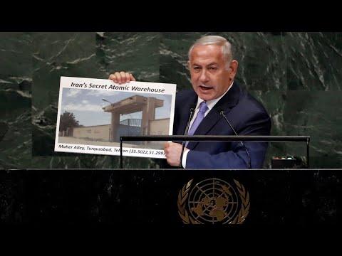 FULL: Israeli Prime Minister Netanyahu Addresses The UN General Assembly