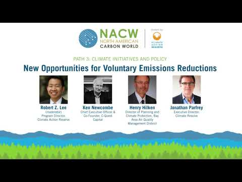 NACW 2018 - New Opportunities for Voluntary Emissions Reductions