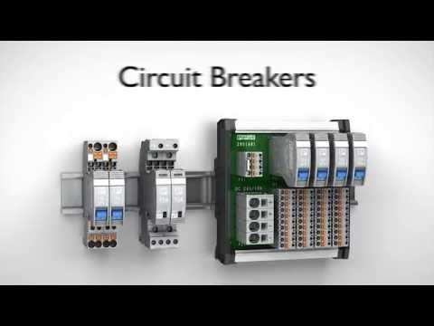 fuse box circuit breaker wiring circuit breaker board