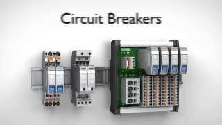 Pluggable Device Circuit Breaker and Circuit Breaker Board - Phoenix Contact