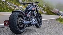 Harley-Davidson Rideout to Klausen Pass (30.05.20)