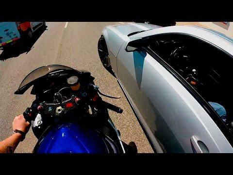 GSXR 1000 First Ride