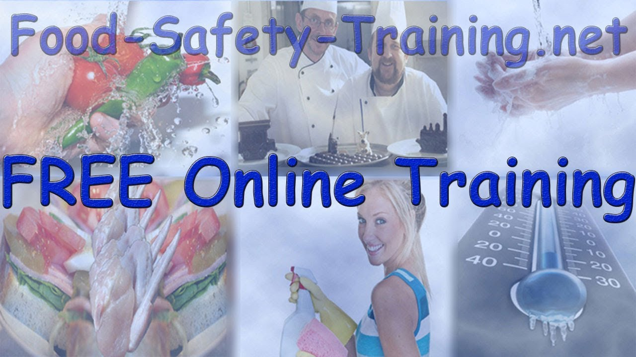 Food Safety Course Online Free | Food Safety Training