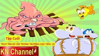 KN Channel hài hước TRUY TÌM KẺ CẮP TRONG TRƯỜNG HỌC TIÊN CÁ TẬP 3 KHÁM PHÁ BÍ MẬT TÊN TRỘM