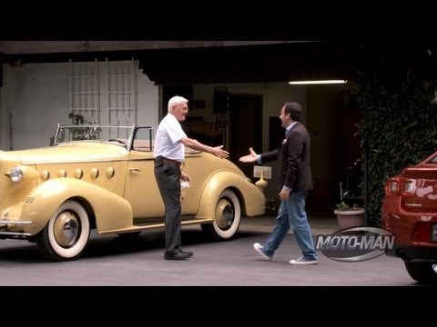 2013 Chevy Malibu, The Bob Lutz Car Collection & a discussion on American Business