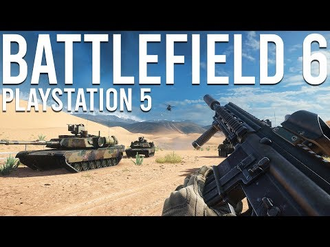 Battlefield 6 on Playstation 5