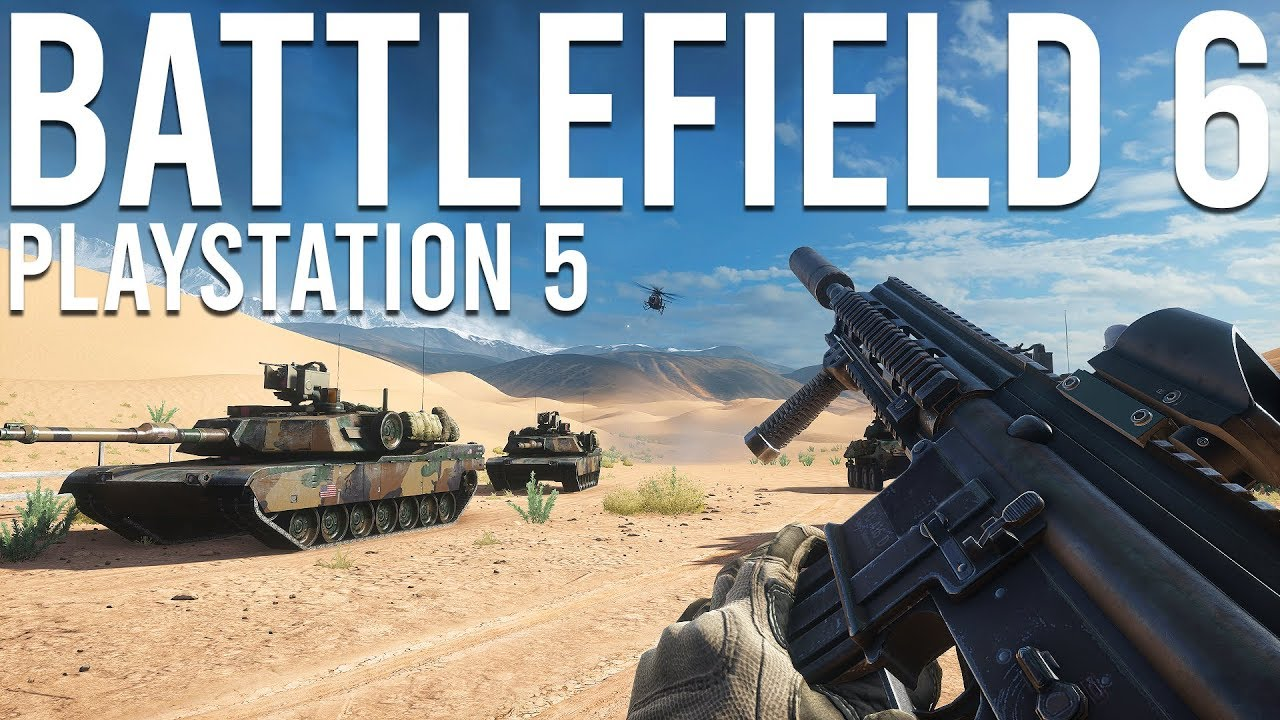 New Battlefield 2020.Battlefield 6 On Playstation 5