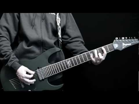 Korn - Word Up (guitar cover)