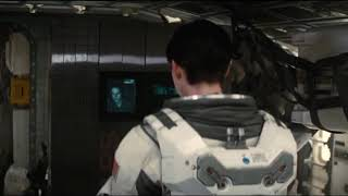 Пап ты оставил меня здесь умирать? ... отрывок из фильма (Интерстеллар/Interstellar)2014