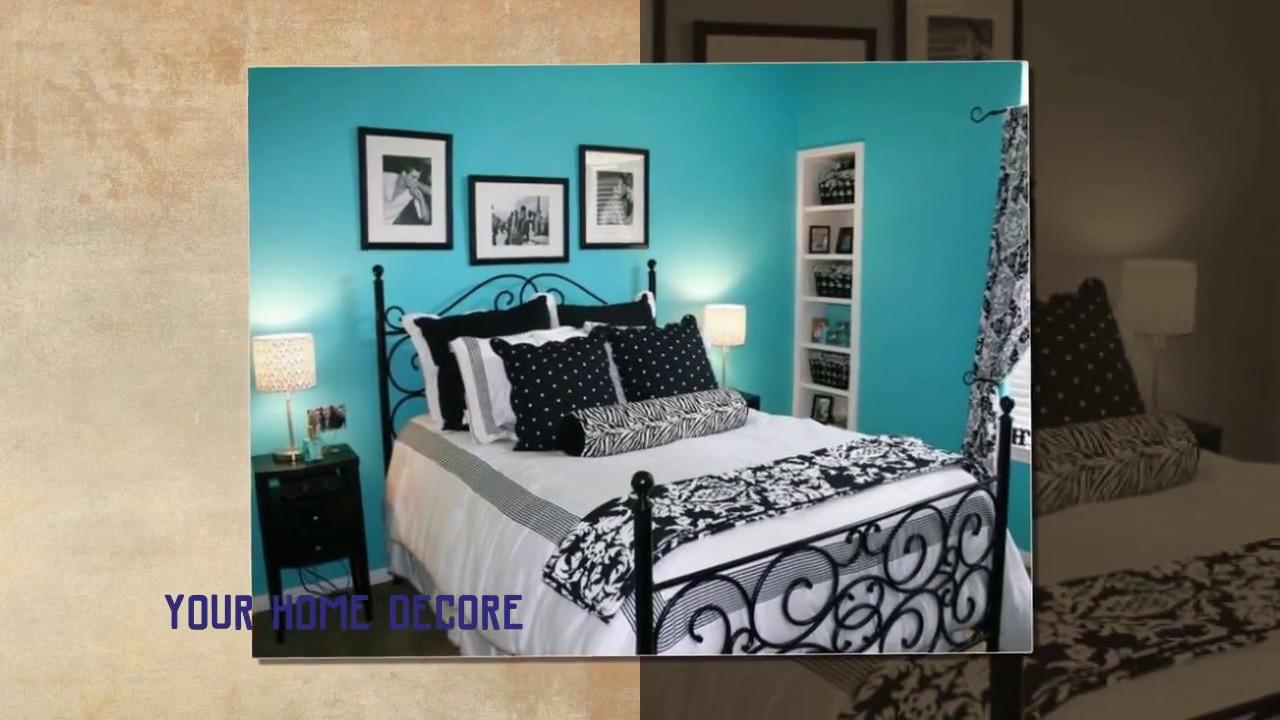 53 Blue Paint Colors For Girls Bedrooms Teen Girl Bedroom Ideas Teenage Youtube