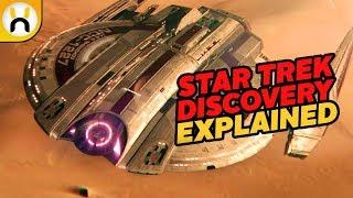 USS Shenzhou NCC-1227 EXPLAINED | Star Trek: Discovery