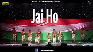 jan gan man adhinayak jai ho  slumdog millionaire  dance remix  jan gan man song  Jao Ho lyrics