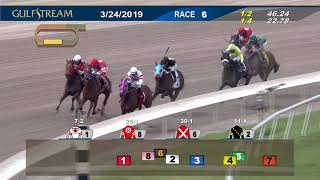 Gulfstream Park Replay Show | March 24, 2019 thumbnail