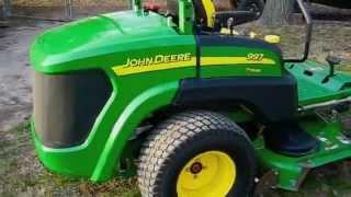997 John Deere ZTRAK