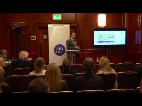 Smart Cities, Smart Communities, Smart Business - Rick Robinson, Amey (Part 2)