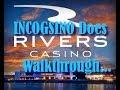 Incogsino Does Walkthrough of Rivers Casino! Pittsburgh ...