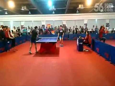 Table Tennis Championships in Shenzhen