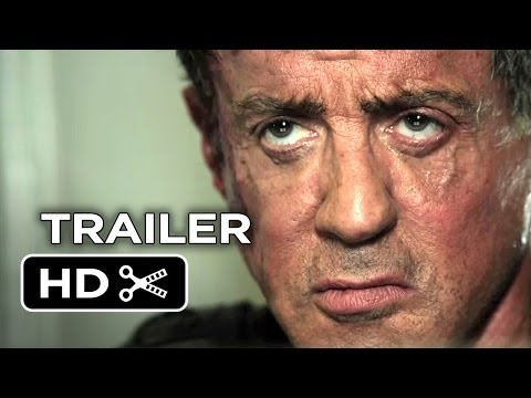 The Expendables 3 Official Trailer #1 (2014) - Sylvester Stallone Movie HD thumbnail