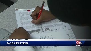 OTR: Is reinstituting MCAS testing during the pandemic a good idea?